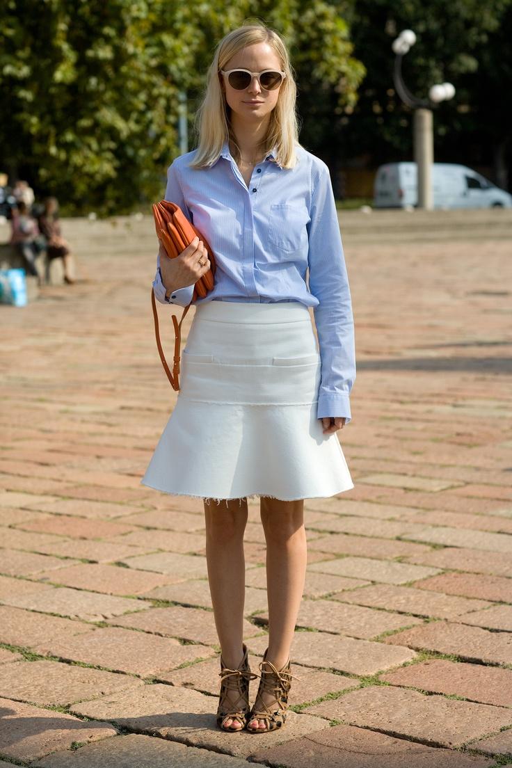 Jennifer-dixon-Van-Laack-skirt-celine-shirt-Alaia-shoes-Paul-Smith ...