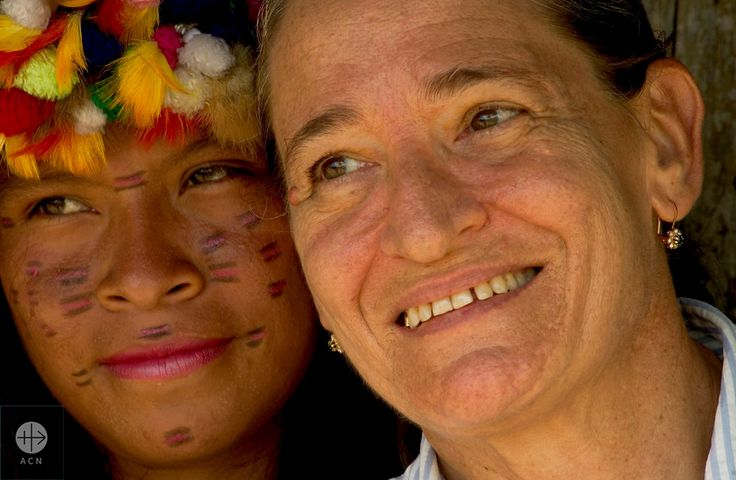 Peru Expansion of the pastoral outreach program in the Amazon rainforest Forty-five years ago Sister Maria Luisa Maduell left everything to follow Christ by joining the congregation of the Sisters of Jesus. A vocation that took her from Spain, deep into the Amazon region of eastern Peru...