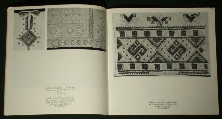 BOOK Traditional Slovak Folk Textiles ~~ ethnic embroidery costume peasant art | eBay
