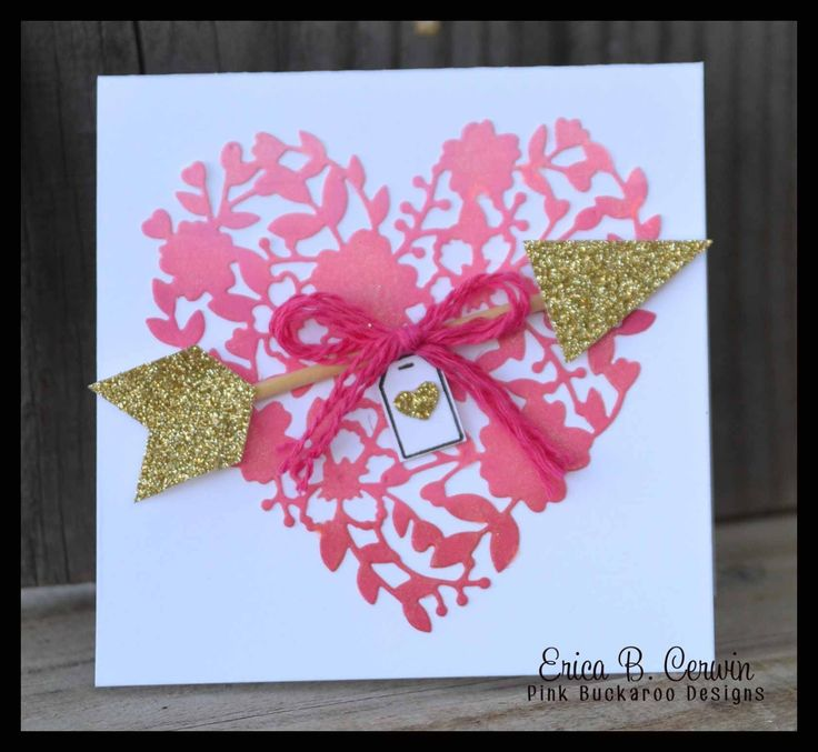 Fine 63 Heart Shaped Crafts Photo Inspirations Gallery - Valentine ...