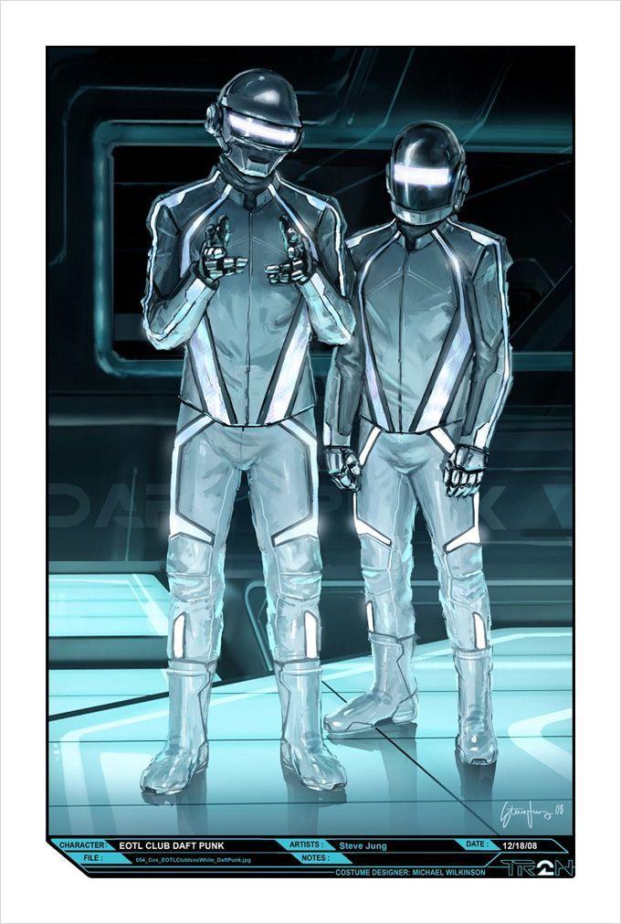 Daft Punk Dual Monitor Wallpaper (With images) | Daft punk ...