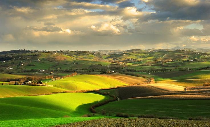 Marche, Italy.