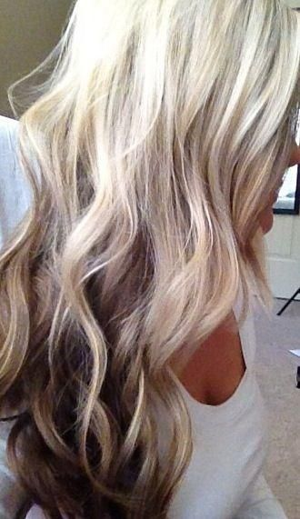 Blonde & Brown - Hairstyles and Beauty Tips