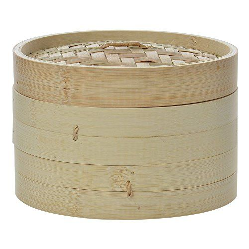 Town Round Bamboo Steamer Set- 8