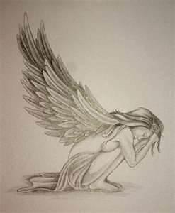 Angel Tattoo Design By DanielleHope On DeviantART