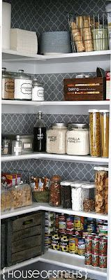 Pantry Organization Tips » Ask Anna