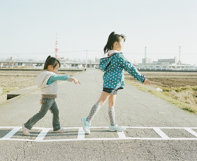 『兒童攝影』Toyokazu Nagano:相同地點,不同樂趣