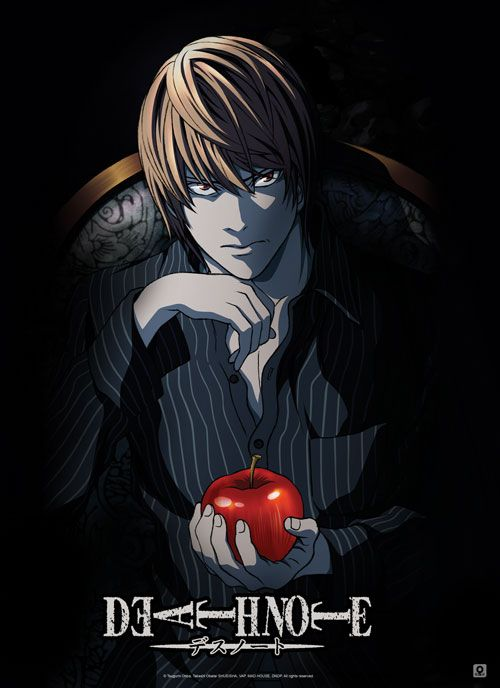 Death Note is so good! I'm very new to it, but it is a great anime and I can't wait to watch more!