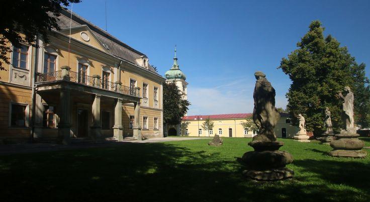 Paskovský zámek - Den regionů - 24.9.2016 - Region Slezská brána