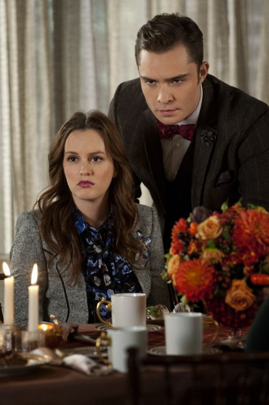 "Chuck Gets Protective on Gossip Girl Season 6, Episode 8 ""It's Really Complicated"""