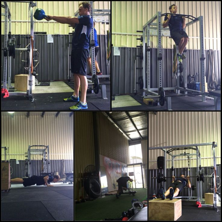 Today's finisher. Push-Ups, KB Swings, Inverted Rows & Prowlers. #pushupproject365 #rawfast #prowlerflu