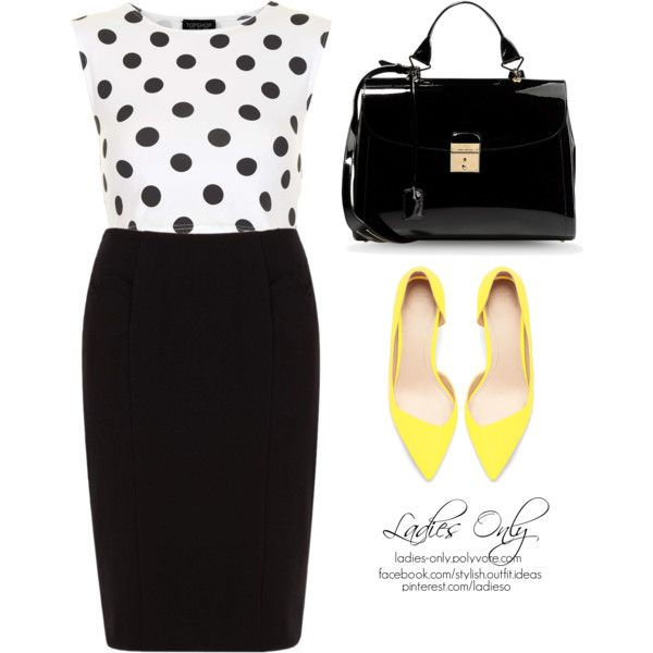 """Office lady"" by ladies-only on Polyvore"