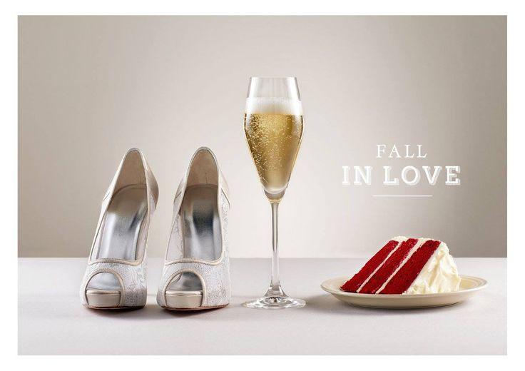 Le Creuset Bridal Campaign #canvas #advertising #artdirection #shoot #lecreuset #bridal #wedding #food #photography