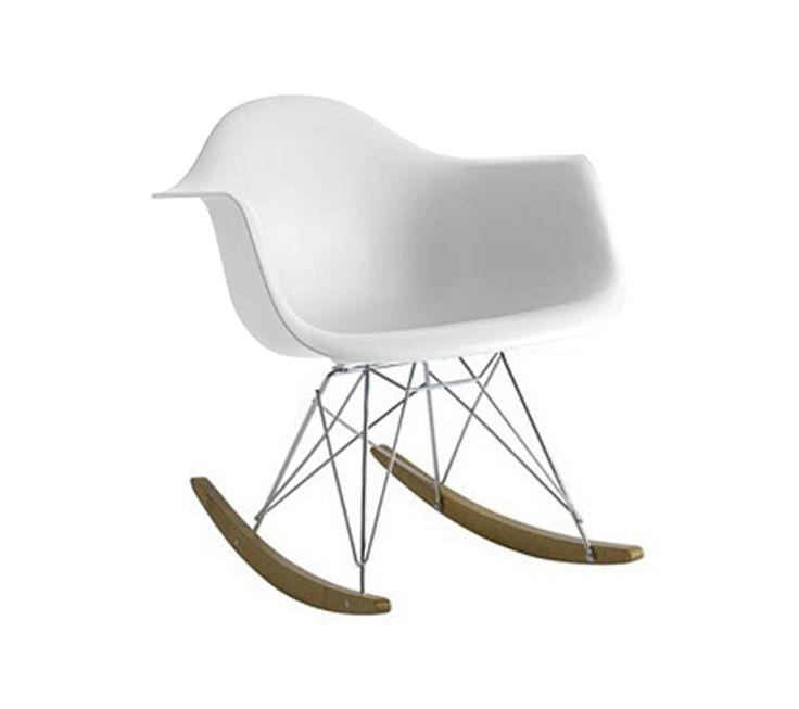 Les 75 meilleures images propos de chaises bercente sur for Chaises eames montreal