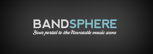 A logo I created for the website 'Bandsphere'