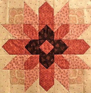 Painted Daisy designed by Lynette Jensen Kathy's Quilts: Saturday Sampler