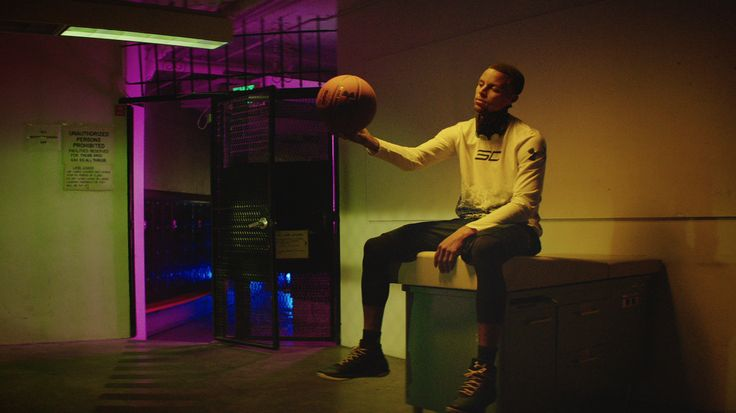 "Under Armour ""Make That Old"" Commercial with Stephen Curry: Curry 3 Signature Shoe via Droga5"