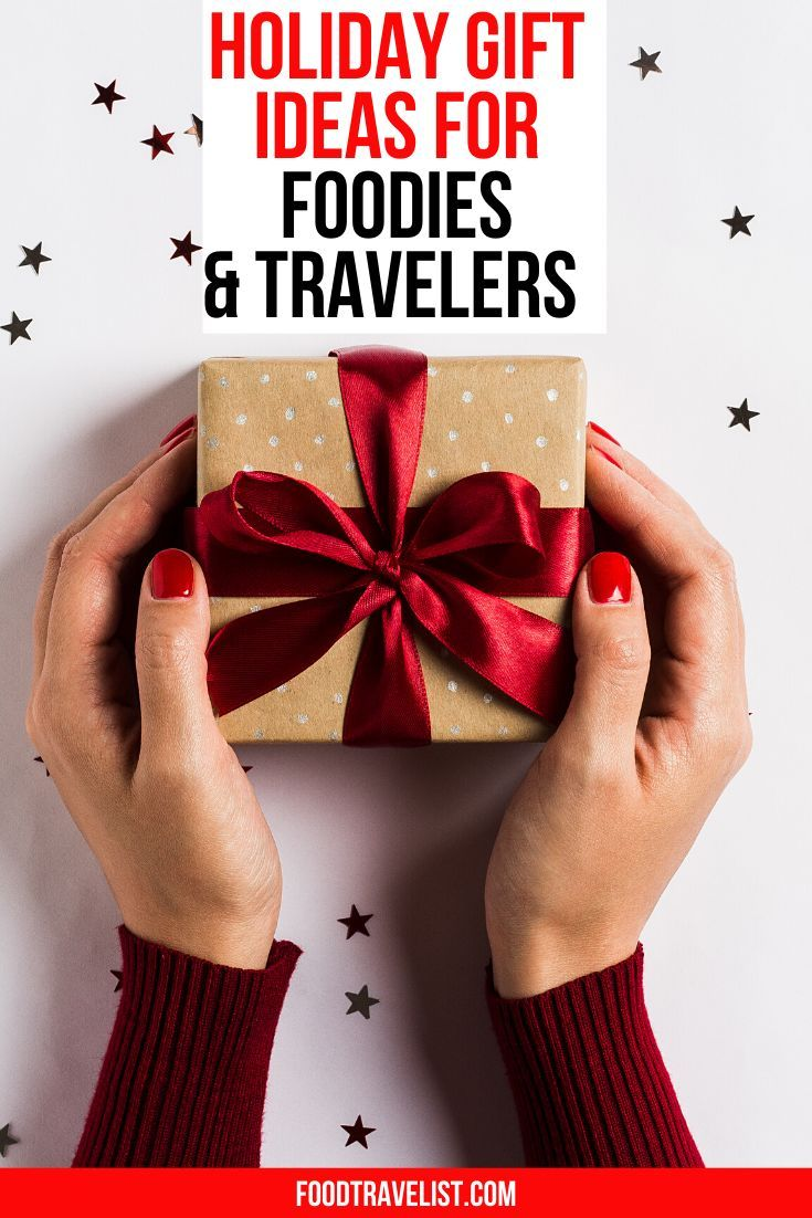 Best Ever Unique Holiday Gift Ideas For Travelers Holiday Travel Gifts Best Travel Gifts Gift Guide Travel