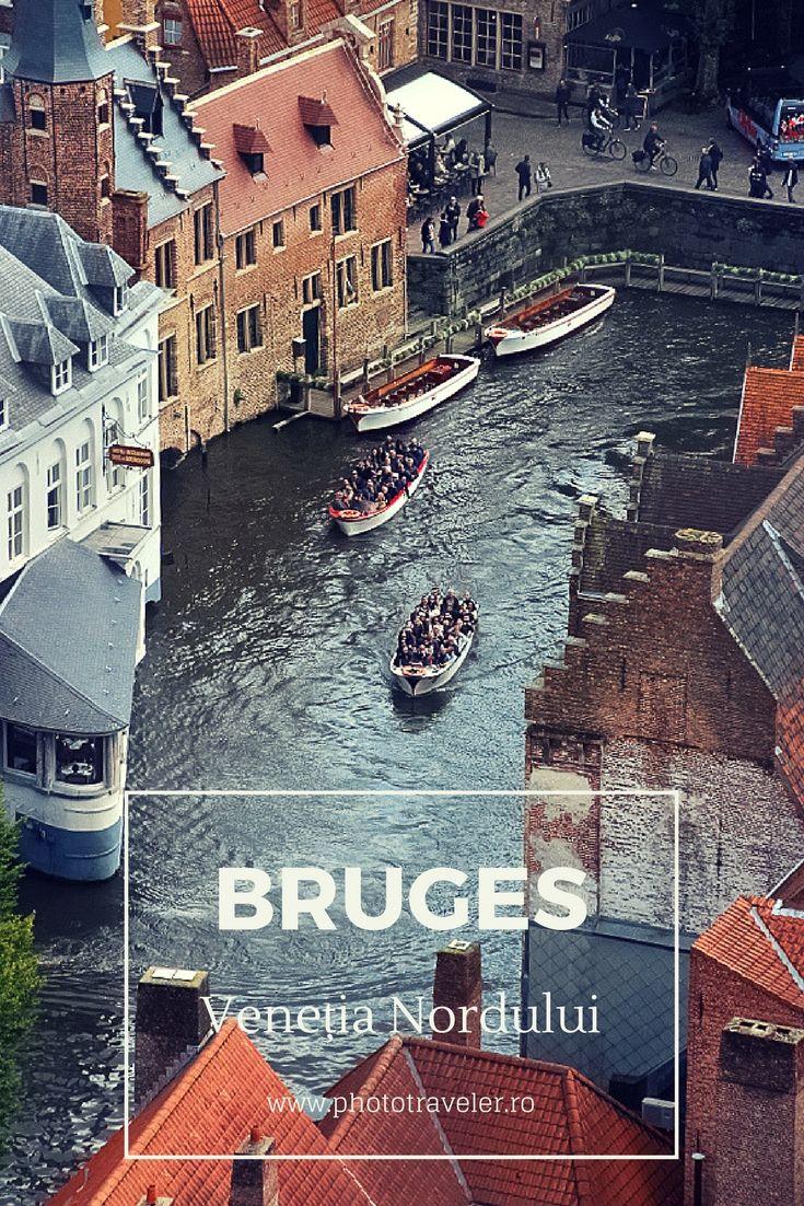 Bruges, o destinatie pentru calatorul ce vrea liniste, farmec medieval, mancare buna, ciocolata belgiana si o plimbare pe canale printre cladiri vechi. #Bruges #Belgium #Travel #StreetPhotography #TravelPhotography