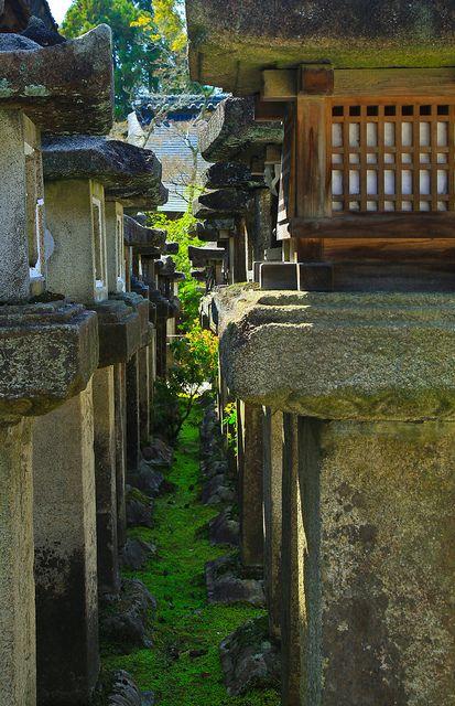 Kasuga Shrine, Nara, Japan