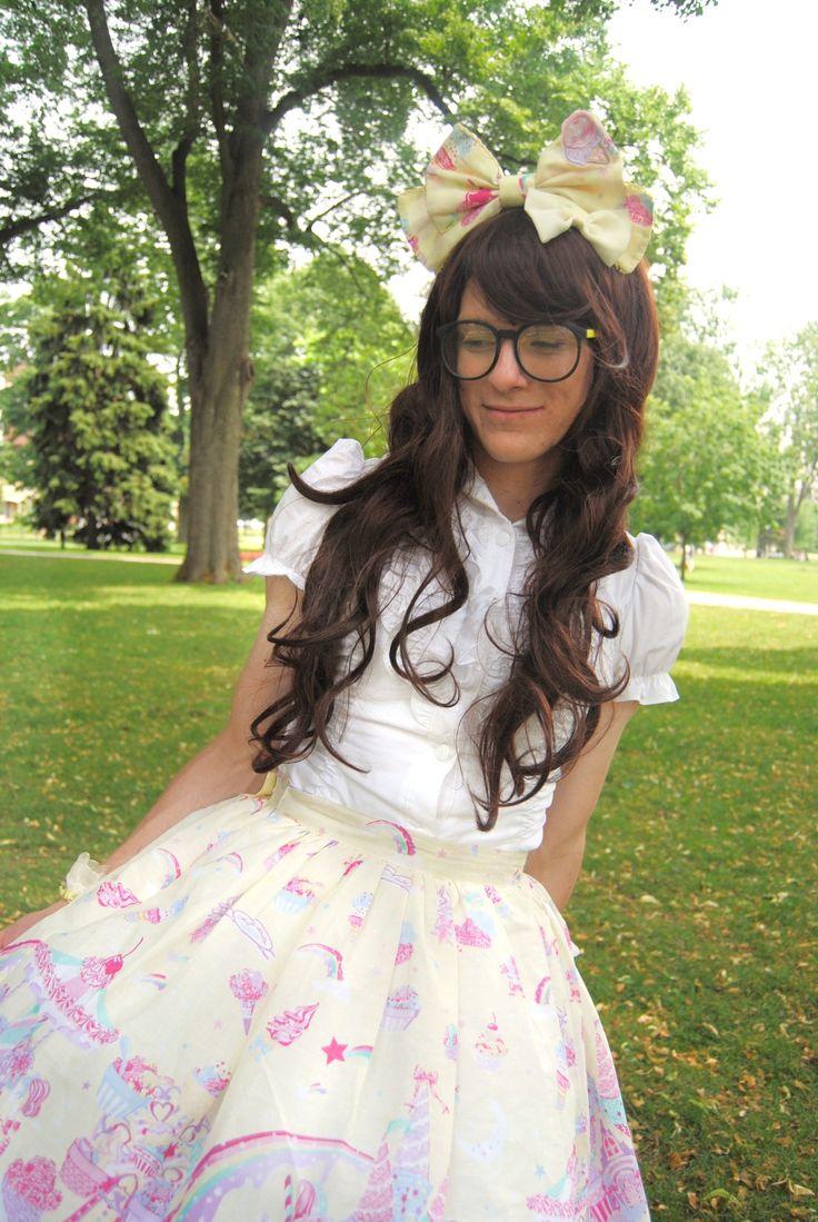 Frilly Sissy Tumblr for 195 best brolitas images on pinterest   brolita, lolita fashion