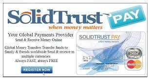 SolidTrust Pay - ewallet