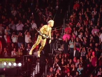 pink concert pictures 2013