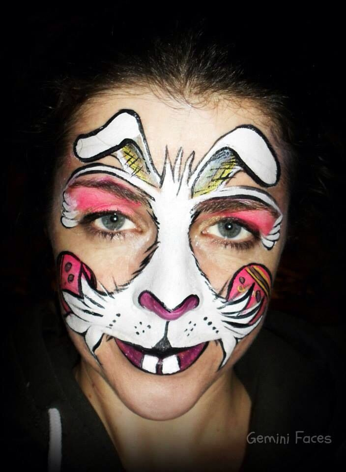 Animal Mask Facepaint Raccoon Ecosia