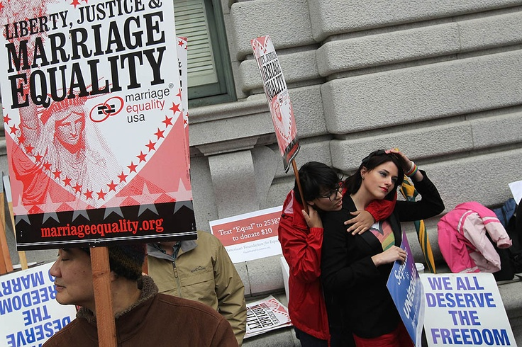 California, Preposition 8 ruled incostitutional