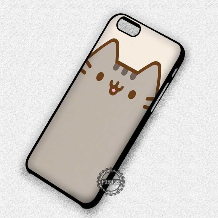 Cat Cute Funny - iPhone 7 6 Plus 5c 5s SE Cases & Covers #art