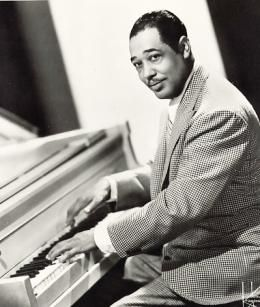 """Duke Ellington ( 1899 – 1974)  American composer, pianist, and big-band leader. Ellington wrote over 1,000 compositions. """"In the century since his birth, there has been no greater composer, American or otherwise, than Edward Kennedy Ellington."""" A major figure in the history of jazz, Ellington's music stretched into various other genres, including blues, gospel, film scores, popular, and classical. His career spanned more than 50 years, leading his orchestra,composing an inexhaustible…"""