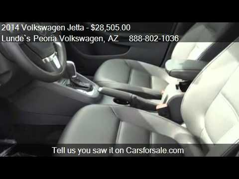 2014 Volkswagen Jetta TDI for sale in Peoria, AZ 85382 at th