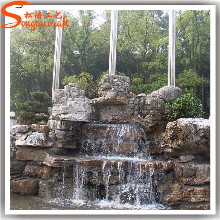 Vortex фонтан бассейн, водопад, фонтан с насосом открытый сад