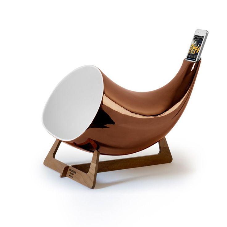Megaphone Copper by en $639
