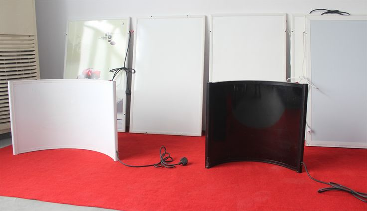 heater display-- they are the most popular  models for our customers. Which do you like better? www.sinoradiator.com