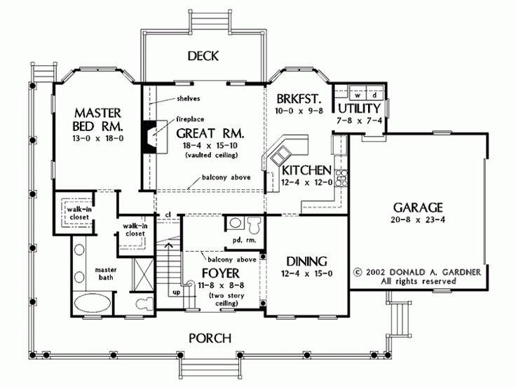 The 25 best Modern farmhouse plans ideas on Pinterest Farmhouse
