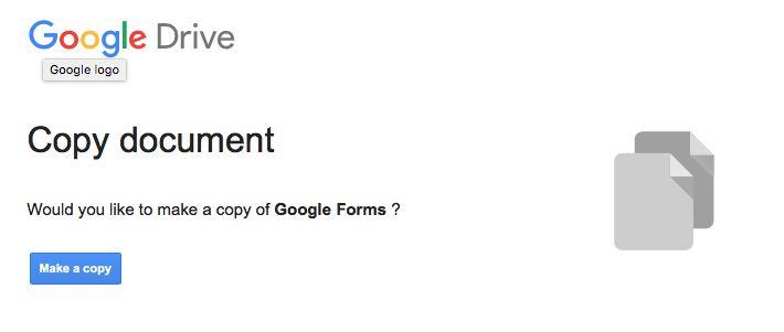 Force a copy of a Google form  via Ms.Drasby (https://msdrasby.com/2016/07/15/google-forms-force-a-copy/) #GoogleEI