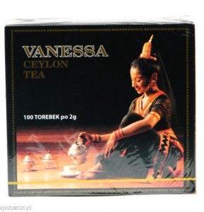 Herbata VANESSA ex 100tb opak.36 | spozywczo.pl możesz kupić na: http://www.spozywczo.pl/hurtownia-kawy-herbaty