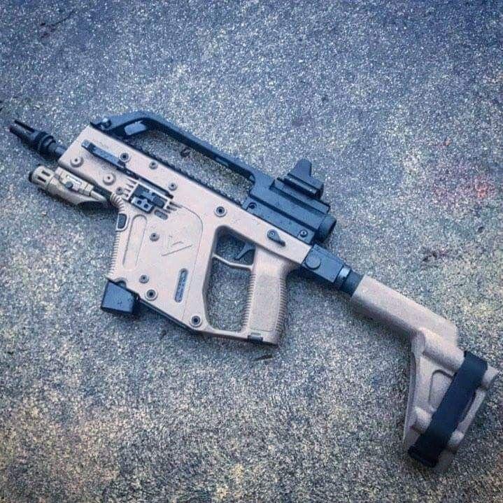 Kriss sexxed HkG36 | Guns | Guns, Weapons guns, Firearms
