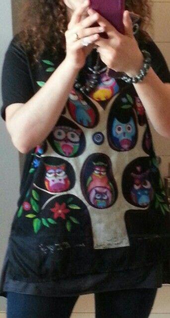 Mona Titti Art tshirts.. ;)