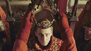 crowning of Henry V from The Hollow Crown