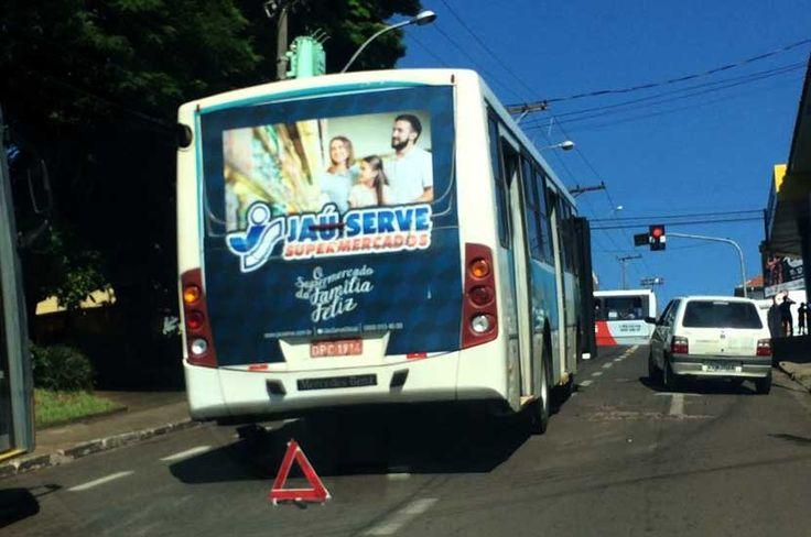 Sindicato anuncia greve de ônibus na próxima segunda-feira, dia 9