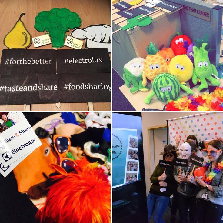 Długi weekend czas zacząć 😊. Dzisiaj mieliśmy przyjemność wspierać naszą #otofotobudka kampanię #foodsharing z firma Electrolux❗️ Specjalnie na tę okazję przygotowaliśmy ręcznie robione #gadzetydofotobudki 👌 Aby zamówić fotobudkę z tematycznymi gadżetami ➡️ www.otofotobudka.pl Fotobudka Kraków, Małopolska i nie tylko #event #krakow #otofotobudka #fotobudka #photobooth #firmowa #corporate #corporateevents #healthyfood
