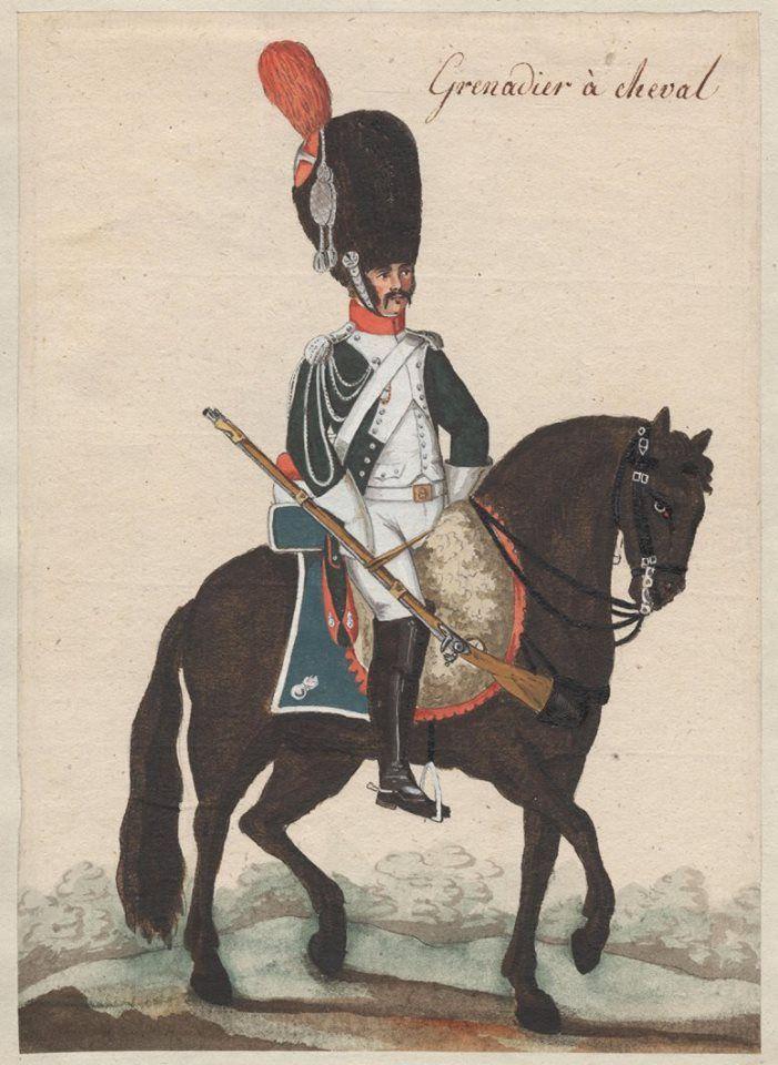 France -  Grenadier a Cheval ??