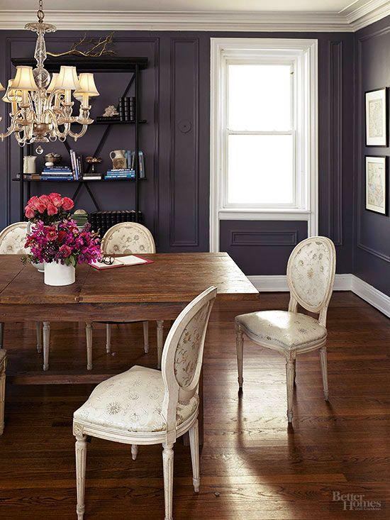 542 best images about dramatic dining rooms on pinterest for Better homes and gardens dining room ideas