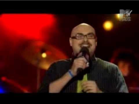 Enrique Bunbury concierto MTV España