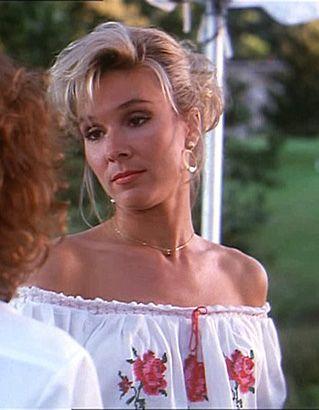 Cynthia Rhodes as Penny Johnson in Dirty Dancing