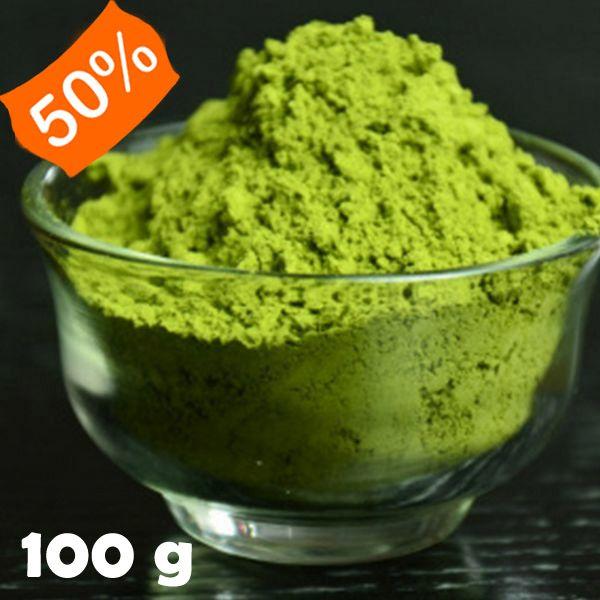 Matcha tea - zelený čaj, matcha čaj 100 g
