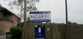 intrare Sandygate Road - FC Hallam