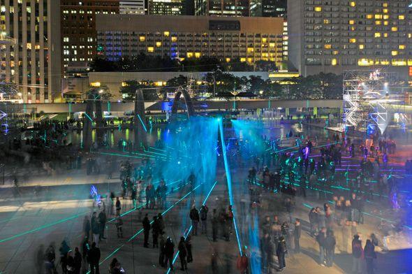 Toronto - Nuit Blanche 2011